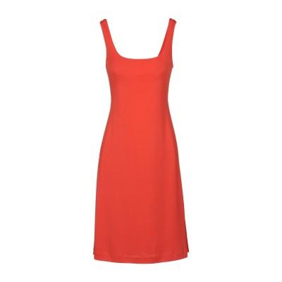 MARELLA ミニワンピース&ドレス レッド 44 レーヨン 92% / ナイロン 8% ミニワンピース&ドレス