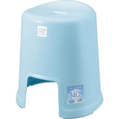 HOME&HOME 風呂椅子400 ブルー