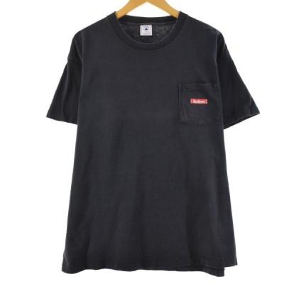 90年代 DELTA Marlboro マールボロ アドバタイジングTシャツ USA製 メンズXL ヴィンテージ /eaa151105