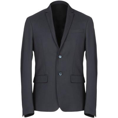 パトリツィア ペペ PATRIZIA PEPE テーラードジャケット ダークブルー 46 ポリエステル 60% / ウール 38% / ポリウレタン