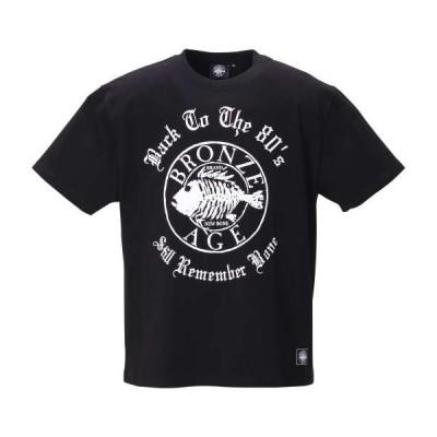 BRONZE AGE ロゴ半袖Tシャツ
