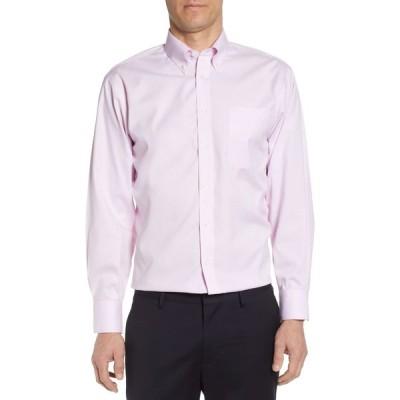 ノードストローム NORDSTROM MEN'S SHOP メンズ シャツ トップス Smartcare' Classic Fit Dress Shirt Light Pink