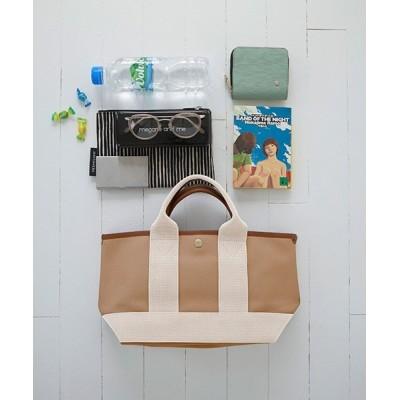 CRICKET/TOPKAPI / [トプカピ ブレス] TOPKAPI BREATH スコッチグレインネオレザー ミニトートバッグ WOMEN バッグ > トートバッグ