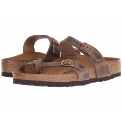 Birkenstock ビルケンシュトック レディース 女性用 シューズ 靴 サンダル Mayari Tobacco Leather【送料無料】