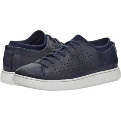 アグ UGG メンズ スニーカー ローカット シューズ・靴 Pismo Sneaker Low Perf Dark Sapphire Hyperweave