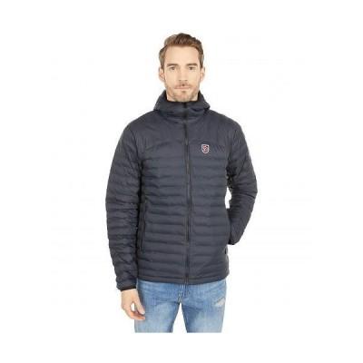 Fjallraven フェールラーベン メンズ 男性用 ファッション アウター ジャケット コート ダウン・ウインターコート Expedition L?tt Hoodie - Black