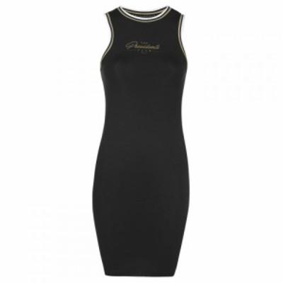 プレジデントクラブ Presidents Club レディース ワンピース ワンピース・ドレス Pclub Barley Dress Black