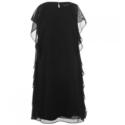 ラルフ ローレン Lauren Ralph Lauren Occasion レディース ワンピース ワンピース・ドレス Olokun Dress Black