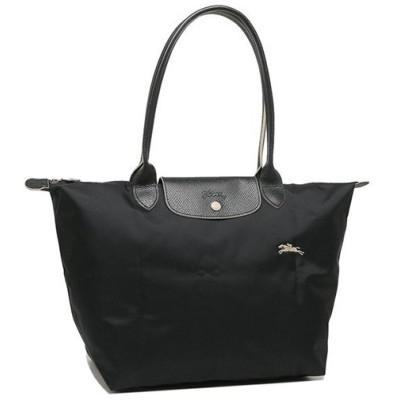 (Longchamp/ロンシャン)ロンシャン LONGCHAMP バッグ 1899 619 ル プリアージュ LE PLIAGE CLUB レディース トートバッグ/レディース BLACK