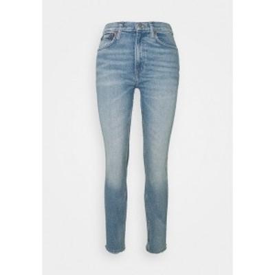 ラルフローレン レディース デニムパンツ ボトムス Jeans Skinny Fit - light indigo light indigo