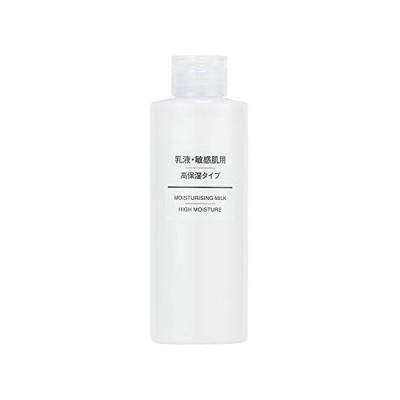 無印良品 乳液 敏感肌用 高保湿タイプ 200mL 44293966 クリーム 200ミリリットル (x 1)