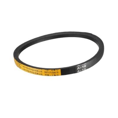 uxcell ドライブV-ベルト 伝導ベルト ラバー製 工場対応 長さ533 mm モデルA19
