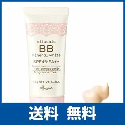 エテュセ BBミネラルホワイト 10(明るい肌色) SPF45・PA++ 40g