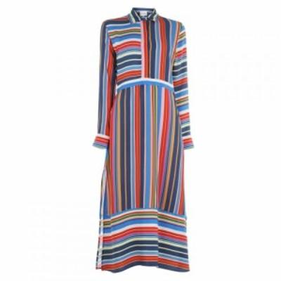 パーセヴェランス ロンドン Perseverance レディース ワンピース ワンピース・ドレス striped dress Multi