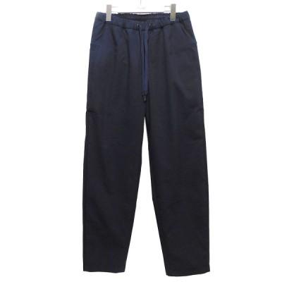 【3月22日値下】TEATORA 18AW 「Wallet Pants Solomondul」 ウォレットパンツ ネイビー サイズ:3 (自由が丘店)