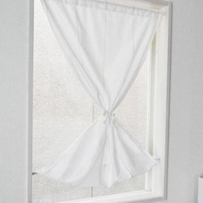日本製 遮像・遮熱機能付き小窓用レースカーテン 70×120cm