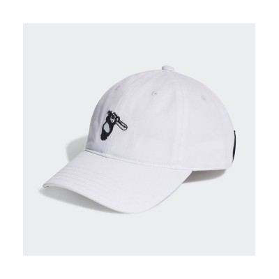 【アディダス】 アディダス × ピクサー アニメキャップ ユニセックス ホワイト L adidas