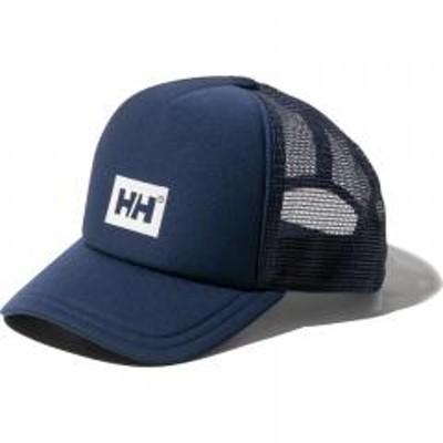 ヘリーハンセンヘリーハンセン 帽子・防寒・エプロン HH Logo Mesh Cap(HH ロゴ メッシュ キャップ)  フリー  HB(ヘリーブルー)
