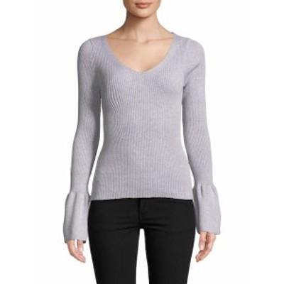 フューモーダ レディース トップス ニット  Bell Sleeve Sweater