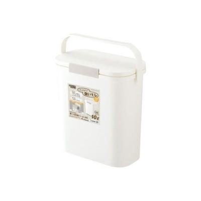 リス 運べる防臭ペール 10L GBED012 1個(直送品)