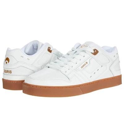 オサイラス Kicks メンズ スニーカー 靴 シューズ White