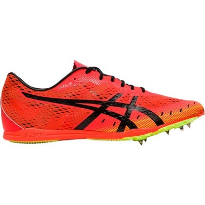 アシックス シューズ メンズ 陸上 ASICS Gunlap 2 Track and Field Shoes Red/Black