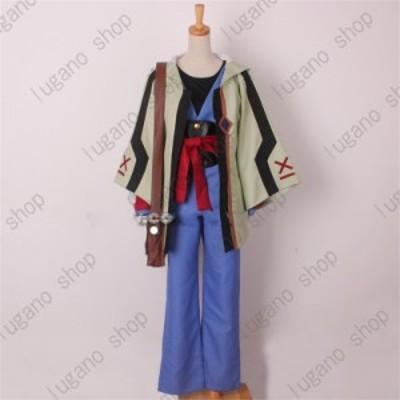 甲鉄城のカバネリ 生駒(いこま) 風  コスプレ衣装 完全オーダーメイドも対応可能