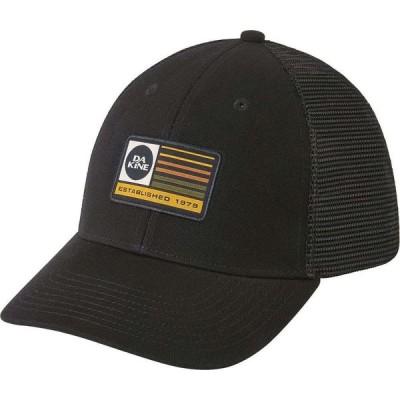 ダカイン DAKINE レディース キャップ トラッカーハット 帽子 Banner Trucker Hat Black