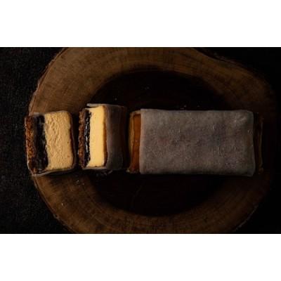 【クラウドファンディング909%達成商品】羽二重光絹ベイクドチーズケーキ