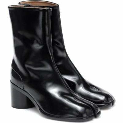 メゾン マルジェラ Maison Margiela レディース ブーツ ショートブーツ シューズ・靴 Tabi Leather Ankle Boots