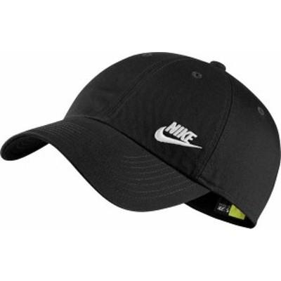 ナイキ レディース 帽子 アクセサリー Nike Women's Sportswear Heritage86 Hat Black/White