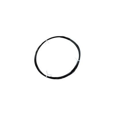 ニッセイ フッソ樹脂絶縁電線 FN−2 黒 10m 600VFEP0.5SQBK10M