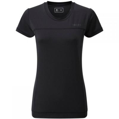 トッグ24 Tog 24 レディース Tシャツ トップス Safila Stretch T-Shirt Black