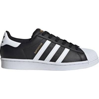 アディダス adidas レディース スニーカー シューズ・靴 Originals Superstar Shoes Black/White/Gold