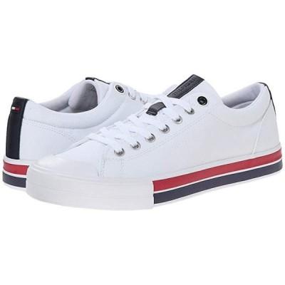 トミー・ヒルフィガー Reno メンズ スニーカー 靴 シューズ White