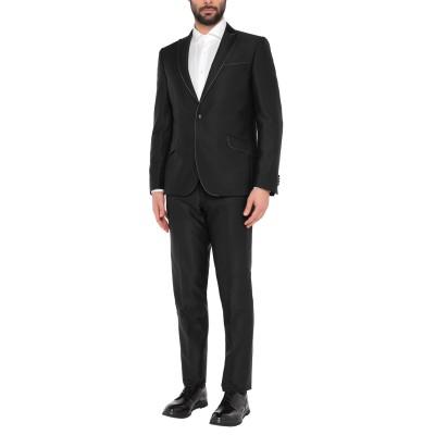 MAESTRAMI Cerimonia スーツ ブラック 54 ポリエステル 78% / レーヨン 22% スーツ