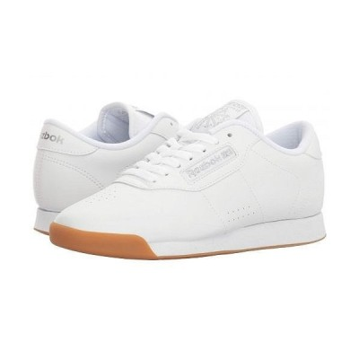 Reebok Lifestyle リーボック レディース 女性用 シューズ 靴 スニーカー 運動靴 Princess - White/Gum