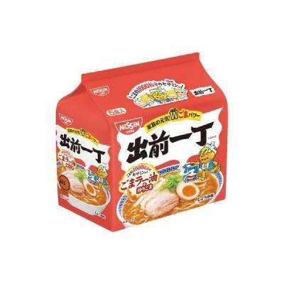 日清食品 出前一丁5 食 102g×5 まとめ買い(×6)