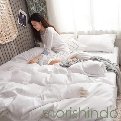寝具カバーセット 北欧風 無地 シンプル 優しい肌触り 柔らかい 速乾 吸湿 通気 お手入れ簡単 四季通用 布団カバー 敷きふとんカバー