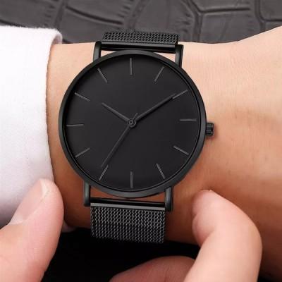 2020 超薄型ローズゴールドミニマリズムメッシュ女性腕時計モンタフェム腕時計zegarek damski時計relojesパラmujerリロイ