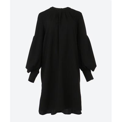 <ALBINO TEODORO(Women)/アルビーノ テオドロ> ドレス 15.BLACK【三越伊勢丹/公式】