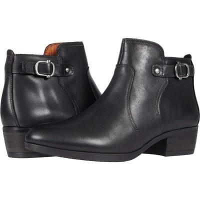 ピコリノス Pikolinos レディース シューズ・靴 Daroca W1U-8759 Black