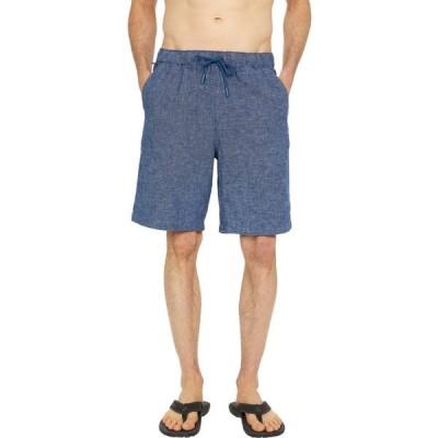 クイックシルバー Quiksilver Waterman メンズ ショートパンツ ボトムス・パンツ Short Tour Walkshorts Ensign Blue