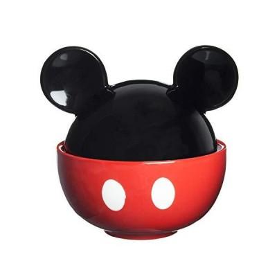 ディズニー ミッキーマウス どんぶり (フタ付き) SAN2097-MM