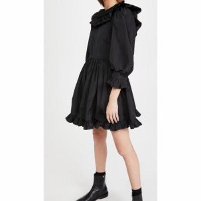 エムエスジーエム MSGM レディース ワンピース ワンピース・ドレス Abito Dress Black