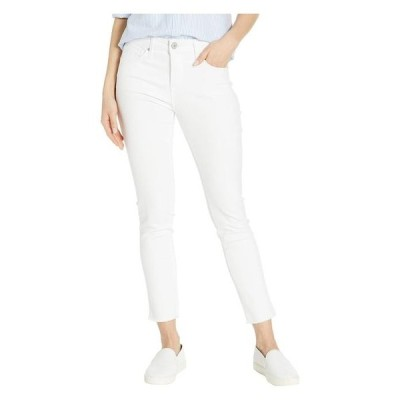 ヴィンテージ アメリカ レディース デニムパンツ ボトムス Wonderland Skinny Ankle Jeans in White