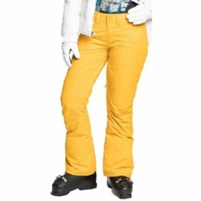 ロキシー Roxy レディース スキー・スノーボード ボトムス・パンツ Backyard Snow Pants Golden Rod