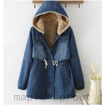 デニムジャケット コート レディース 女性 女の子 アウター ライトアウター Gジャン ジャケット