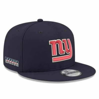 New Era ニュー エラ 帽子 キャップ New Era New York Giants Navy Crafted in the USA 9FIFTY Adjustable Hat