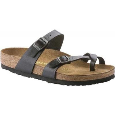 ビルケンシュトック Birkenstock レディース サンダル・ミュール シューズ・靴 Mayari Birko Flor Licorice